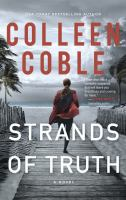 Cover image for Strands of truth : a novel