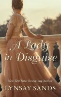 Cover image for A lady in disguise