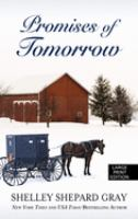 Cover image for Promises of tomorrow