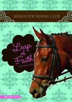 Cover image for Leap of faith