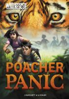 Cover image for Poacher panic
