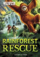 Cover image for Rainforest rescue