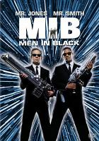 Cover image for Men in black