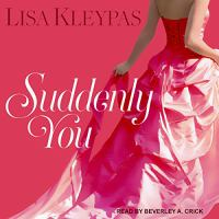 Cover image for Suddenly you