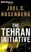 Cover image for The Tehran initiative a novel