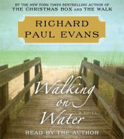Cover image for Walking on water