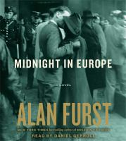 Cover image for Midnight in Europe a novel