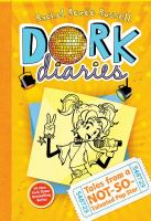Cover image for Dork diaries. Tales from a not-so-talented pop star