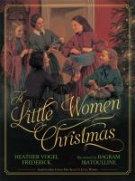 Cover image for A Little women Christmas