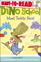 Cover image for Meet Teddy Rex
