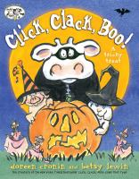 Cover image for Click, clack, boo : a tricky treat