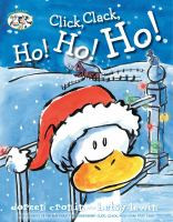 Cover image for Click, clack, ho! ho! ho!