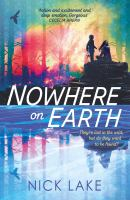 Cover image for Nowhere on Earth