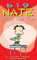 Cover image for Big Nate. From the top