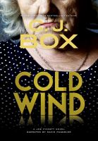 Cover image for Cold wind [compact disc]