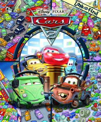 Cover image for Cars 2 : look and find.