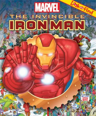 Cover image for The invincible Iron Man.