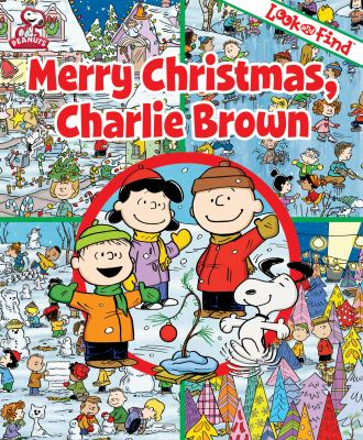 Cover image for Merry Christmas, Charlie Brown