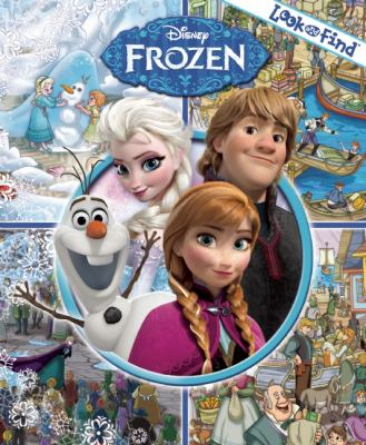 Cover image for Disney Frozen