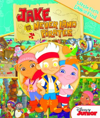 Cover image for Jake and the Never Land pirates
