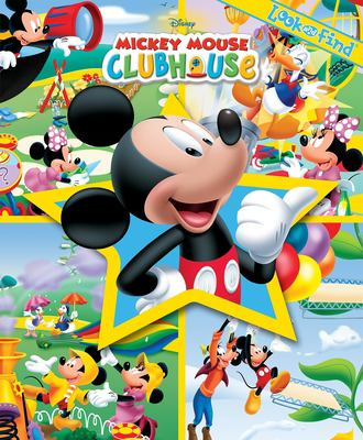 Cover image for Disney Mickey Mouse clubhouse