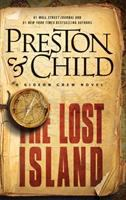 Cover image for The lost island : a Gideon Crew novel