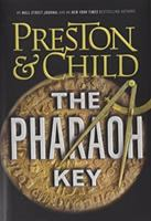 Cover image for The pharaoh key : a Gideon Crew novel