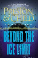 Cover image for Beyond the ice limit : a Gideon Crew novel