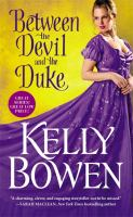 Cover image for Between the devil and the duke