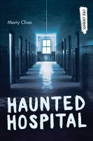 Cover image for Haunted hospital