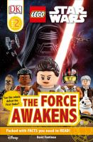 Cover image for LEGO Star Wars. The force awakens
