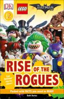 Cover image for The batman movie. Rise of the rogues