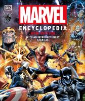 Cover image for Marvel encyclopedia