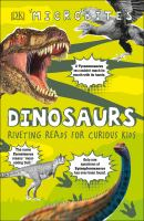 Cover image for Dinosaurs : riveting reads for curious kids