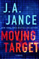 Cover image for Moving target : a novel