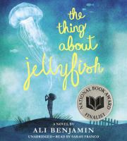 Cover image for The thing about jellyfish