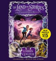 Cover image for The land of stories. The enchantress returns