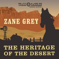 Cover image for The heritage of the desert