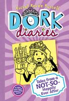 Cover image for Dork diaries. Tales from a not-so-happily ever after