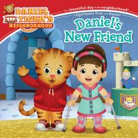 Cover image for Daniel's new friend
