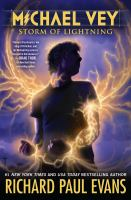 Cover image for Michael Vey. Storm of lightning : [book five of seven]