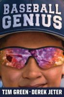 Cover image for Baseball genius