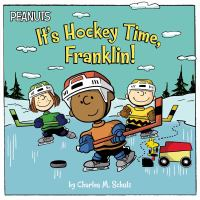Cover image for It's hockey time, Franklin!