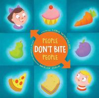Cover image for People don't bite people