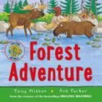 Cover image for Forest adventure