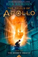 Cover image for The trials of Apollo. 1, The hidden oracle