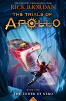 Cover image for Trials of Apollo. 5, The Tower of Nero