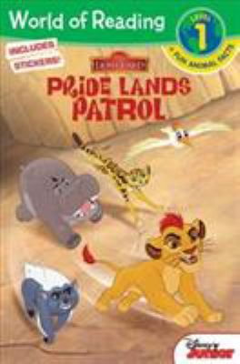 Cover image for The lion guard. Pride lands patrol
