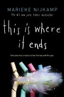 Cover image for This is where it ends