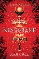 Cover image for Kingsbane : the Empirium trilogy, book two